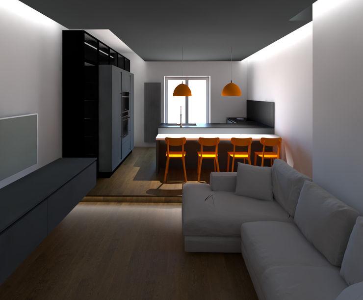 G&S INTERIOR DESIGN Cocinas equipadas