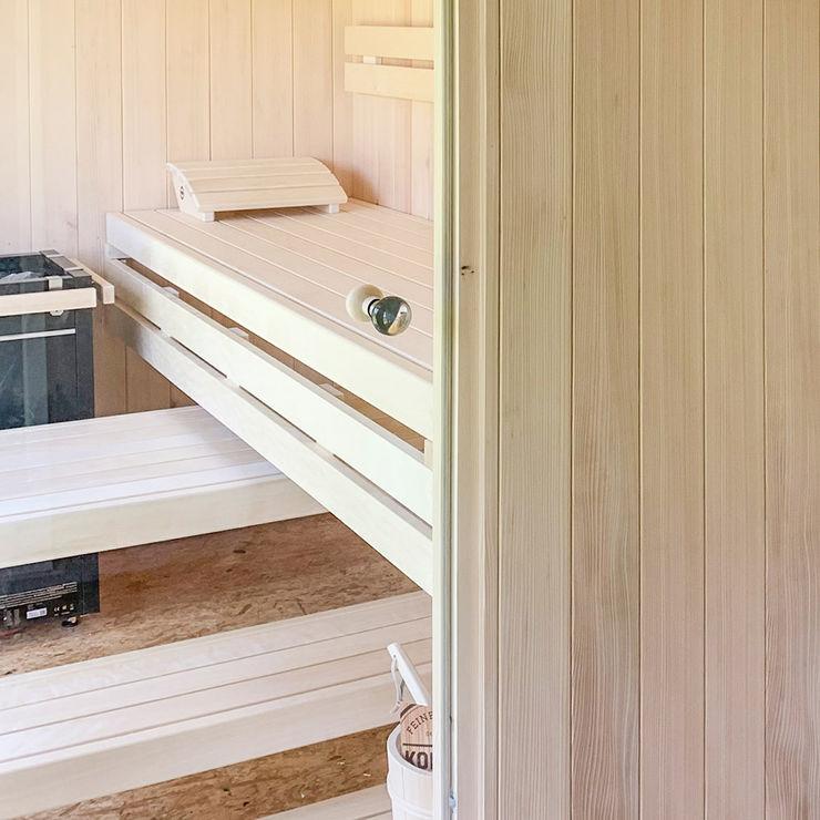 KOERNER Sauna in freier Wildbahn  KOERNER Saunamanufaktur KOERNER SAUNABAU GMBH Sauna