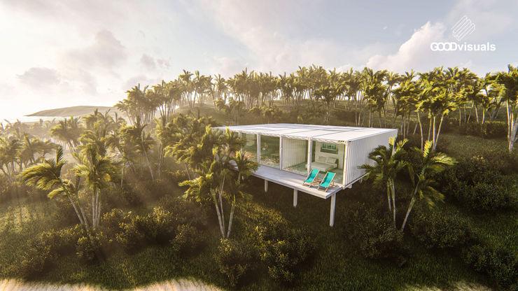 GOOD visuals Minimalist houses