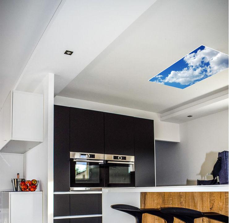 Heat Art - infrarood verwarming KitchenAccessories & textiles Glass Blue