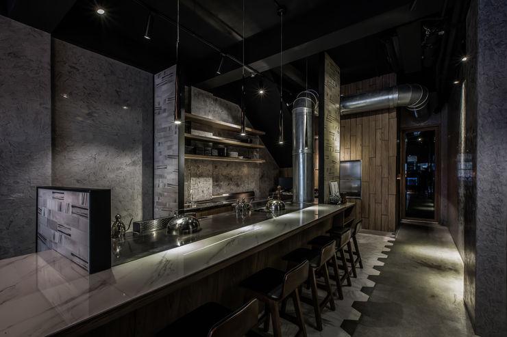 木介空間設計 MUJIE Design Modern gastronomy