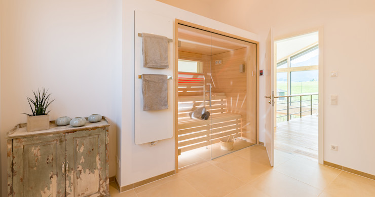 Bau-Fritz GmbH & Co. KG Sauna
