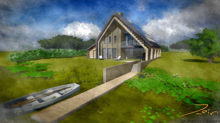 Zein Architecten Adviseurs Окремий будинок