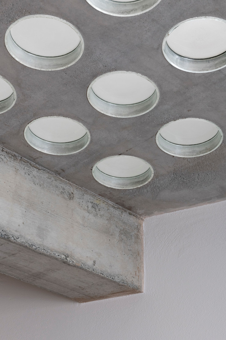 Cristina Meschi Architetto Floors Grey