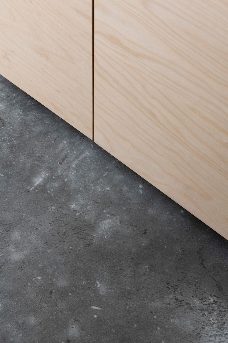 Cristina Meschi Architetto Minimalist corridor, hallway & stairs