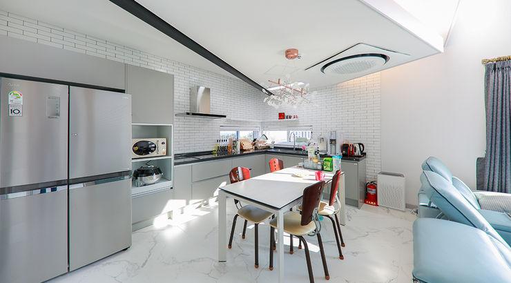 더존하우징 Built-in kitchens