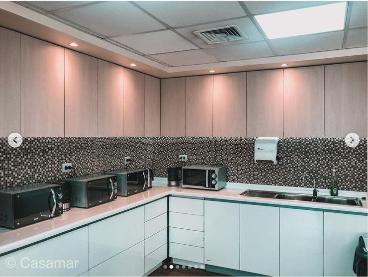 Casamar SpA Cocinas minimalistas