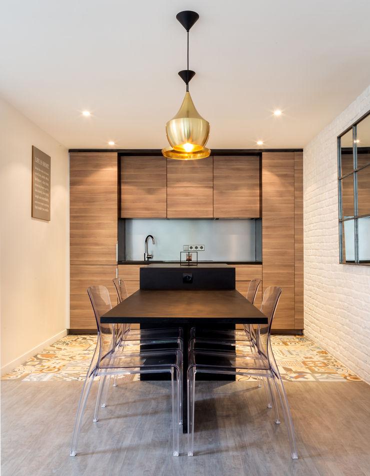 Cuisine et salle à manger Créateurs d'Interieur Petites cuisines