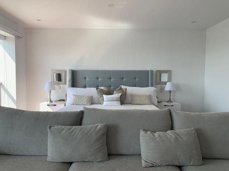 Home Staging & Co. QuartoCamas e cabeceiras