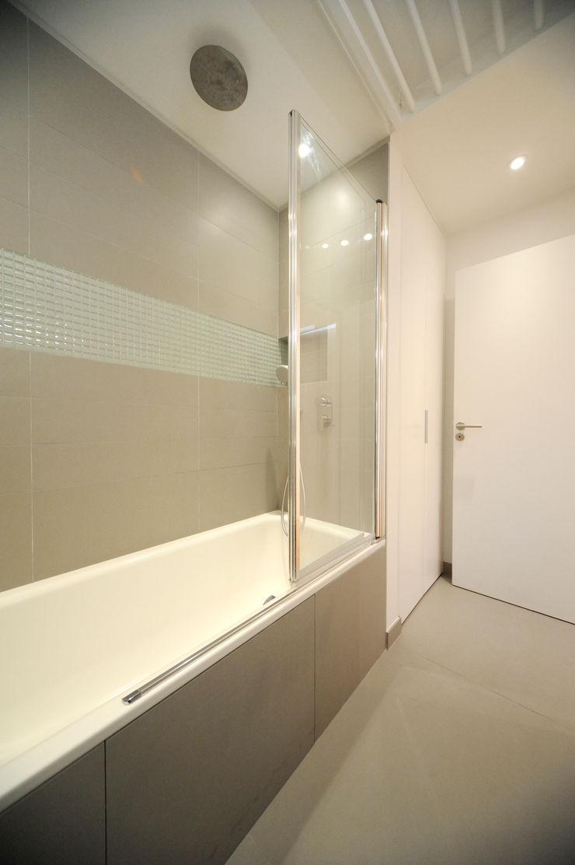Salle de bains Créateurs d'Interieur Salle de bain minimaliste