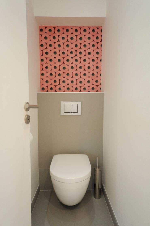 WC Créateurs d'Interieur Salle de bain minimaliste