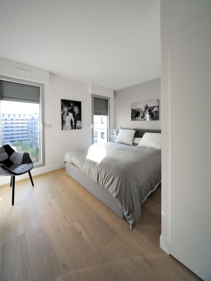 Chambre parentale Créateurs d'Interieur Chambre minimaliste