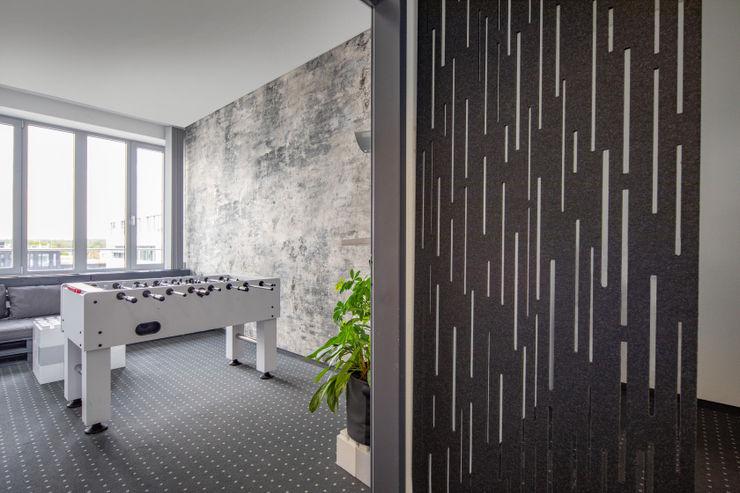 Kicker-Zimmer Kaldma Interiors - Interior Design aus Karlsruhe Ausgefallene Bürogebäude