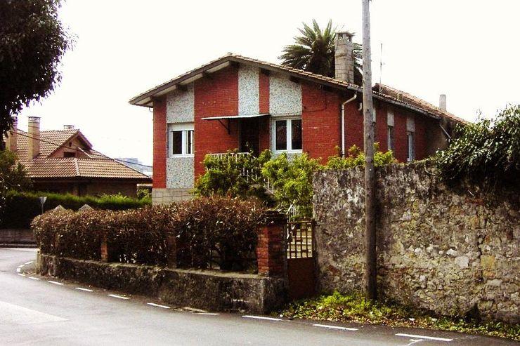 Fachada arQmonia estudio, Arquitectos de interior, Asturias