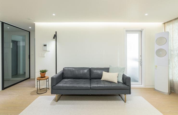 모아디랩 Modern Living Room