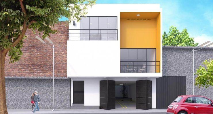 SEA arquitectura Terrace house