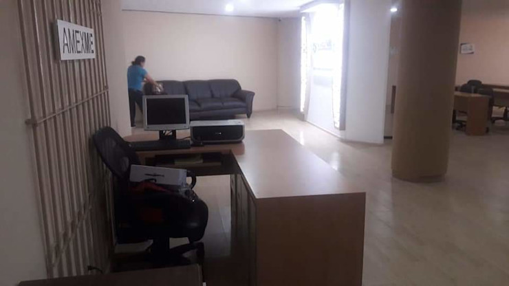 MROlmeda Modern Study Room and Home Office