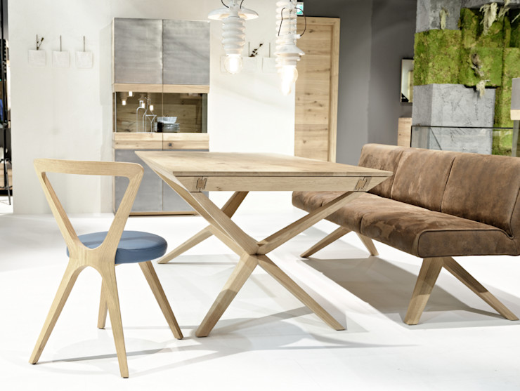 Imagine Outlet Dining roomChairs & benches Kayu Brown