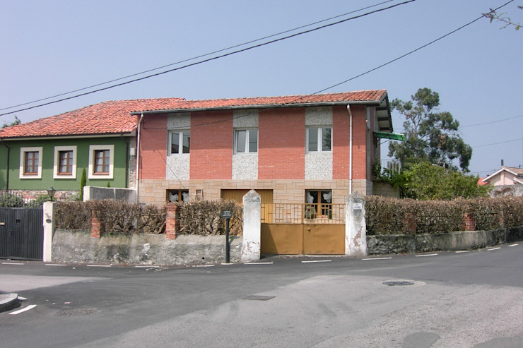 Vivienda anterior a la reforma arQmonia estudio, Arquitectos de interior, Asturias