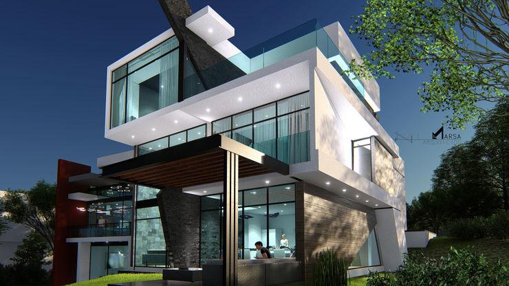 MARSA ARQUITECTOS Single family home