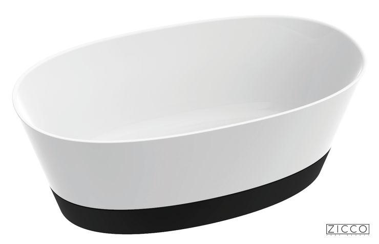 ZICCO GmbH - Waschbecken und Badewannen in Blankenfelde-Mahlow Centros de exposiciones de estilo ecléctico Mármol Negro
