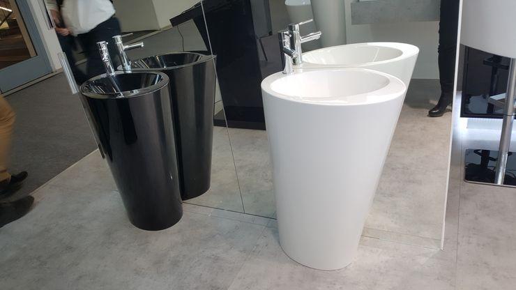ZICCO GmbH - Waschbecken und Badewannen in Blankenfelde-Mahlow Exhibition centres Marble Black