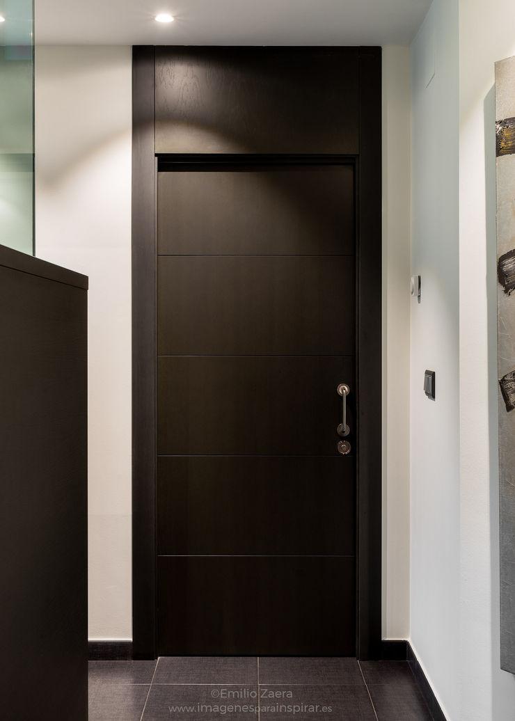 Puertas especiales. arQmonia estudio, Arquitectos de interior, Asturias Puertas interiores