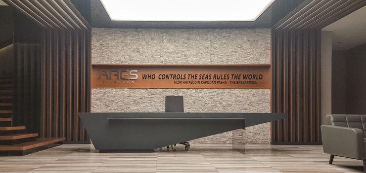 Ares Shipyard (Ares Yatçılık) Ofis VERO CONCEPT MİMARLIK Ofis Alanları