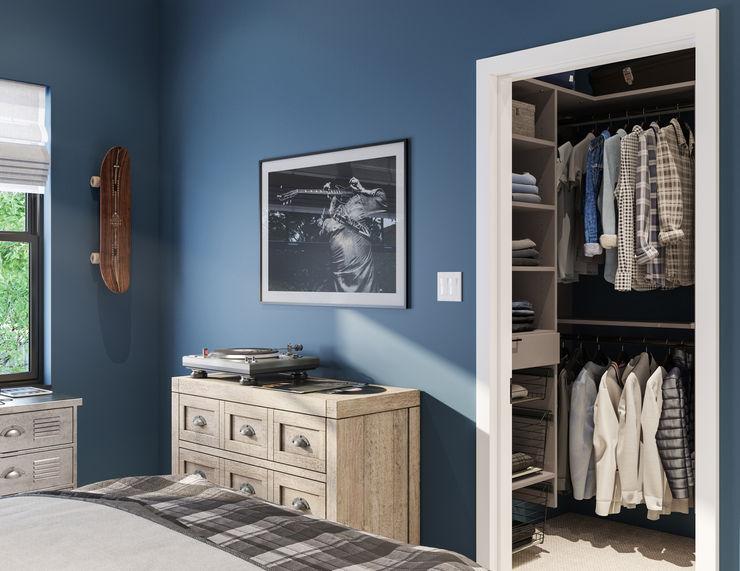 Clósets Personalizados California Closets Dormitorios clásicos