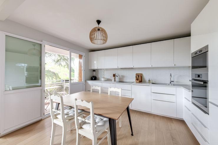 Cuisine et salle à manger Créateurs d'Interieur Cuisine scandinave
