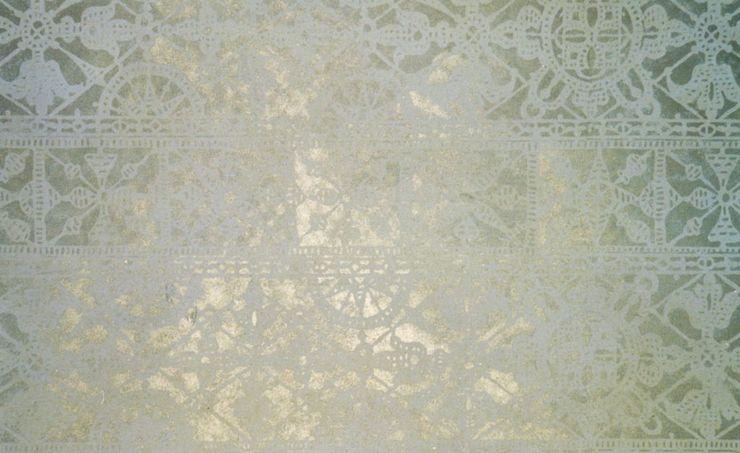 Wall Decoration - Arteomete Project ARTE DELL'ABITARE 臥室配件與裝飾品 銀/金 Amber/Gold