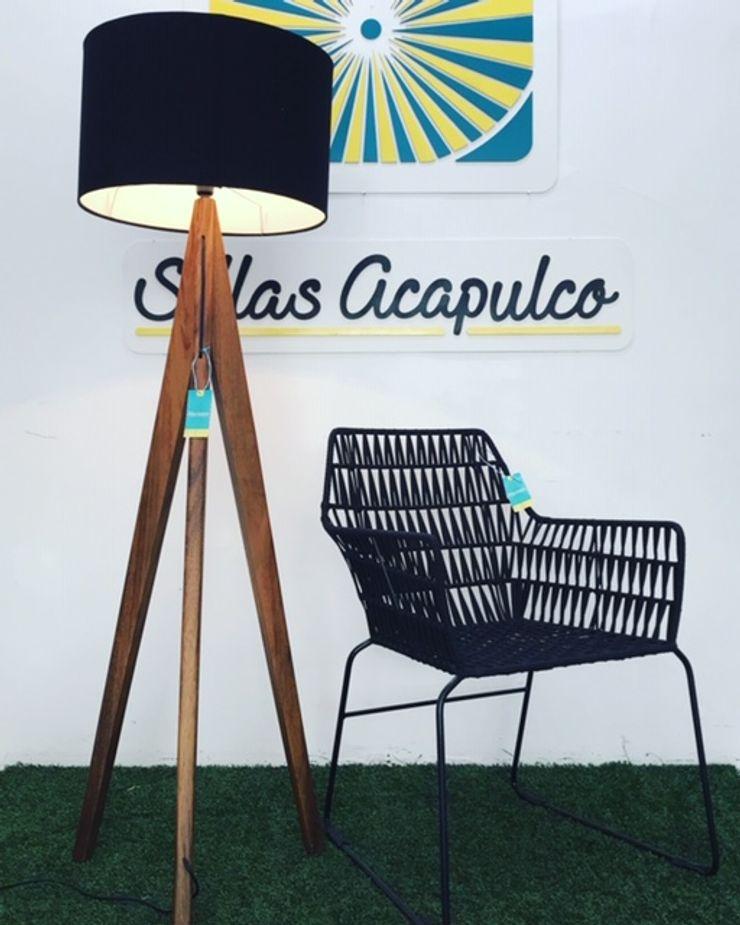 Sillas Acapulco varios modelos SILLAS ACAPULCO ESTILO RETRO ComedorSillas y bancos