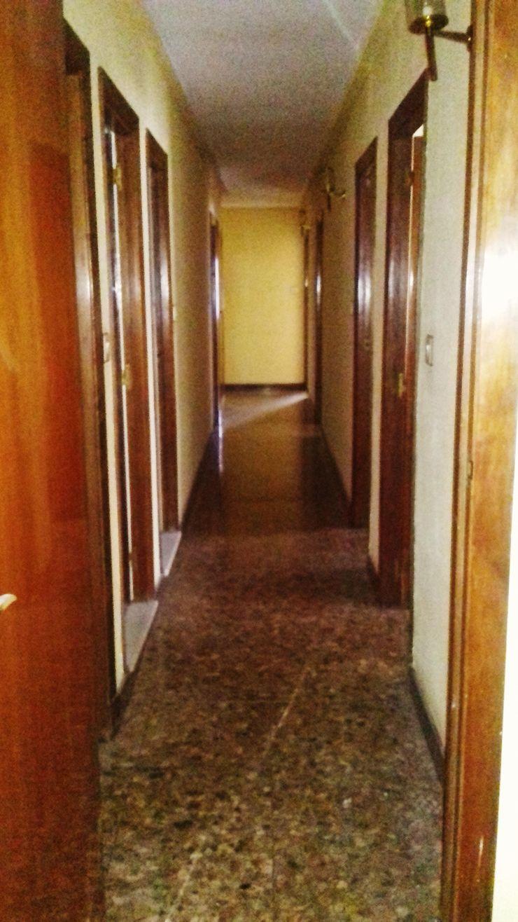 Pasillo arQmonia estudio, Arquitectos de interior, Asturias