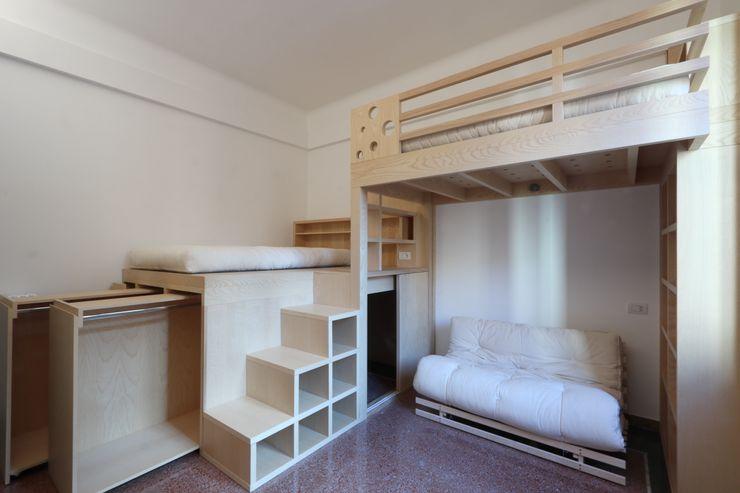 Camera da letto delle figlie Daniele Arcomano Camera da letto piccola