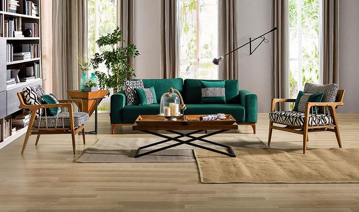 CaddeYıldız furniture Salon moderne