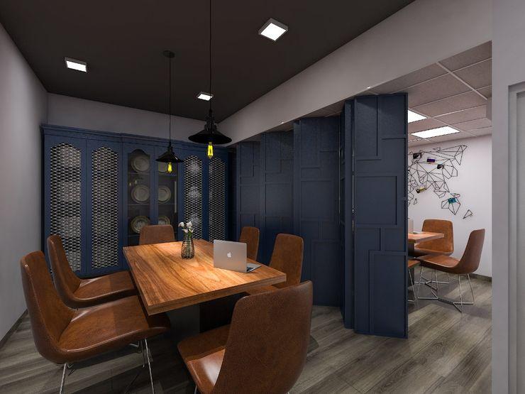 Grey-Woods Oficinas y tiendas Derivados de madera