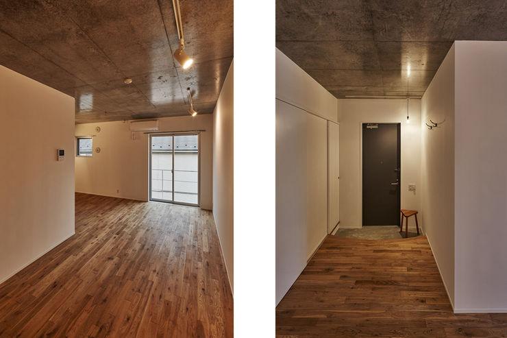 CO2WORKS Modern living room
