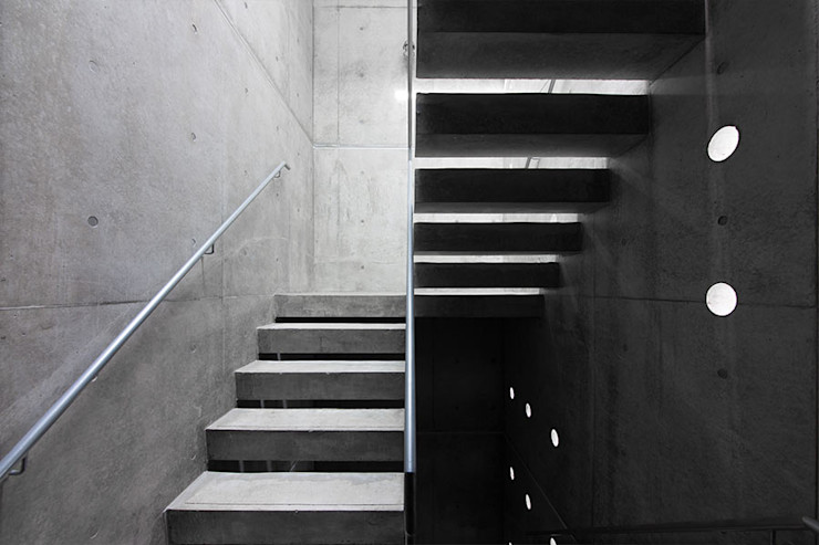 CO2WORKS Stairs Concrete Grey