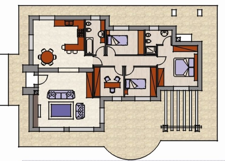 Sabina Casol - Architetto Country house