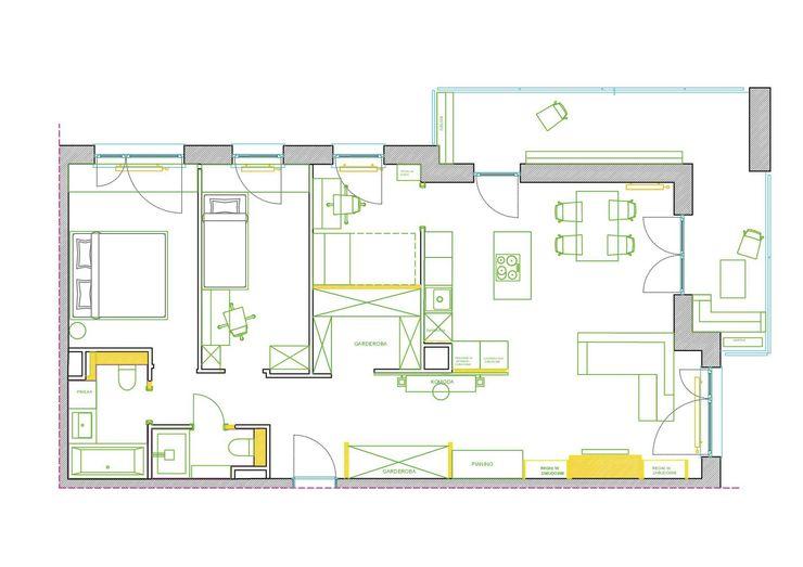 PRESTIGE-KURSY Phòng khách phong cách kinh điển