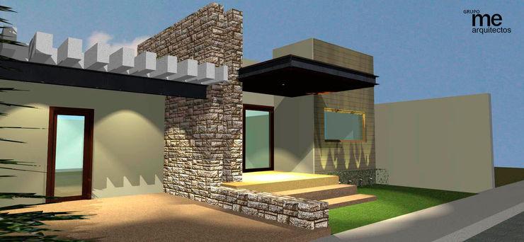 grupo ME Arquitectos Modern Evler