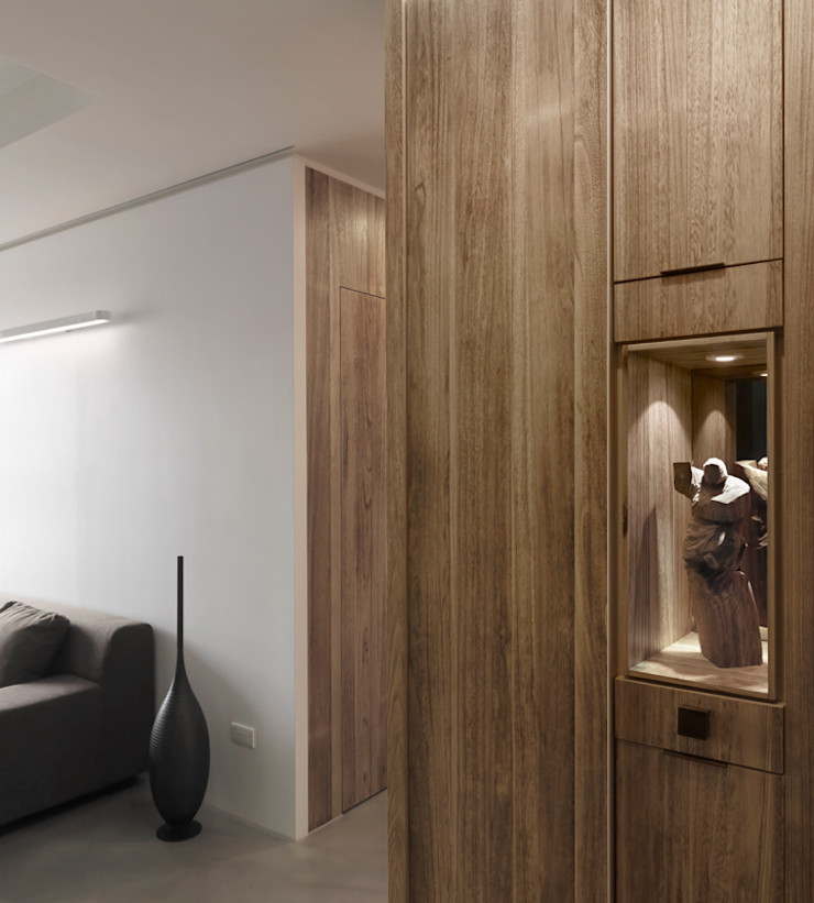 形構設計 Morpho-Design الممر الحديث، المدخل و الدرج