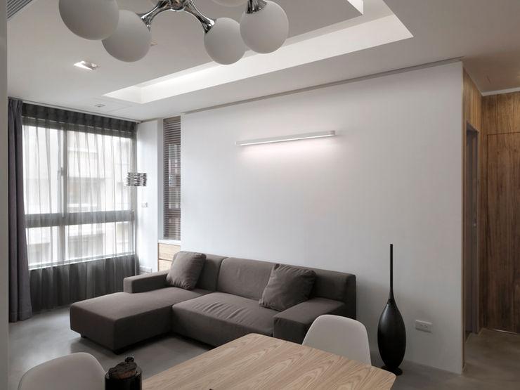 形構設計 Morpho-Design غرفة المعيشة