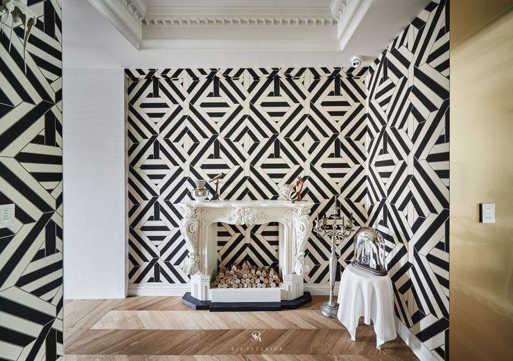生生創研 XOR Creative Research 理絲室內設計有限公司 Ris Interior Design Co., Ltd. 室內景觀 天然纖維 White