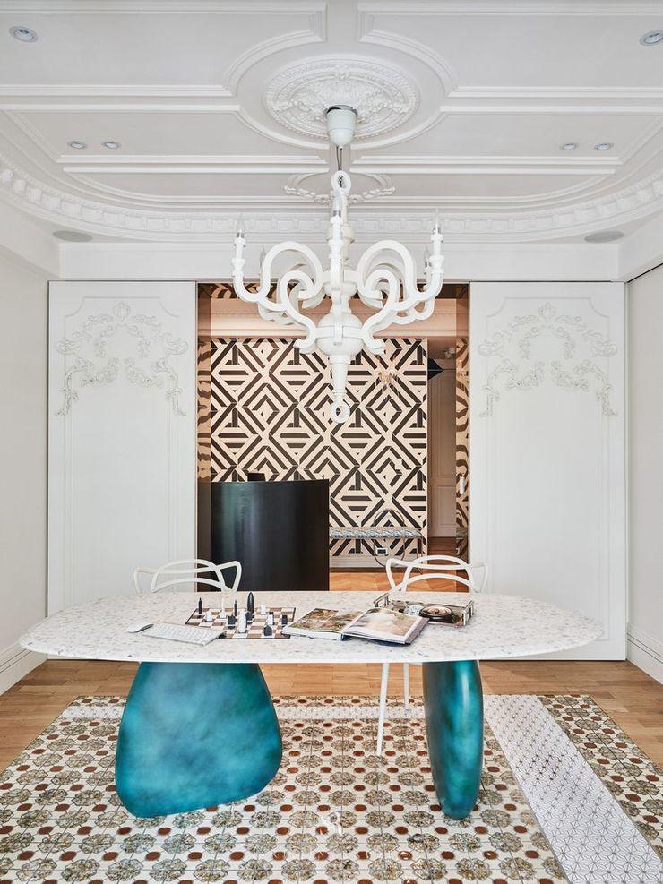 生生創研 XOR Creative Research 理絲室內設計有限公司 Ris Interior Design Co., Ltd. 辦公空間與店舖 大理石 White