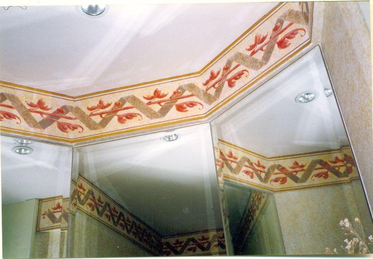 Greek Decoration ARTE DELL'ABITARE BathroomDecoration Multicolored