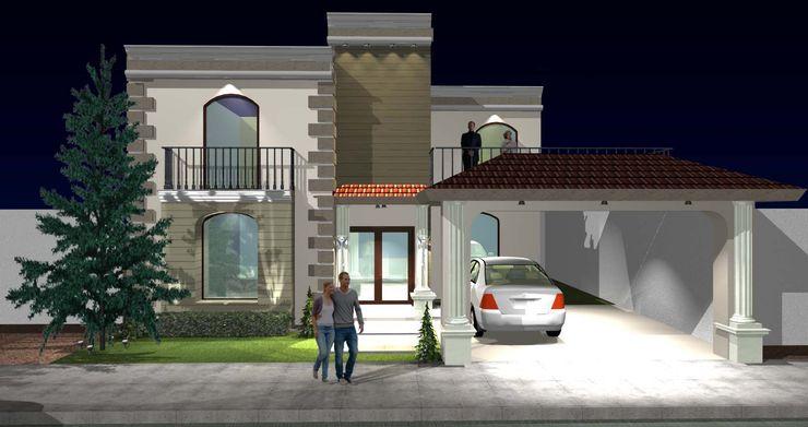 grupo ME Arquitectos Single family home