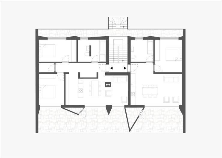 boehning_zalenga koopX architekten in Berlin Eclectic style houses