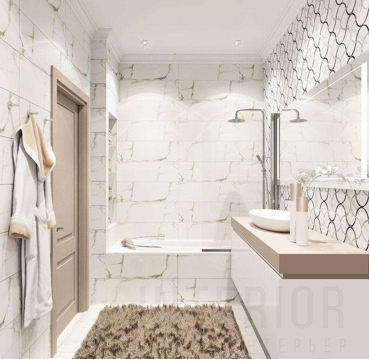 Дизайн студия 'Хороший интерьер' Klasik Banyo
