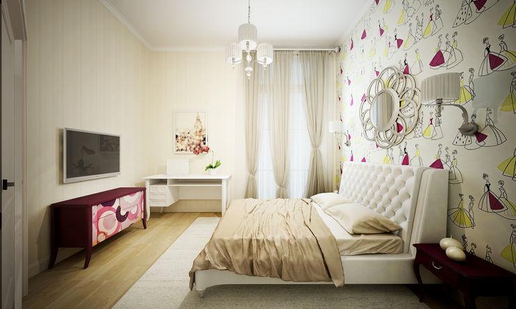 Дизайн студия 'Хороший интерьер' غرفة الاطفال